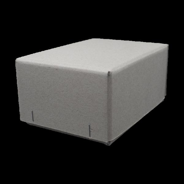 DIN A5 Karton mit Deckel aus stabiler Pappe